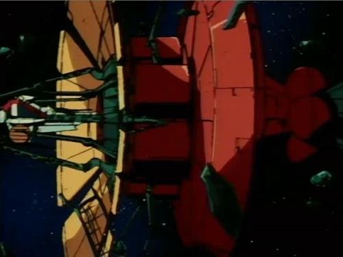 Аниме - Anime - Mobile Suit Gundam ZZ - Мобильный воин ГАНДАМ Зета Два [1986]