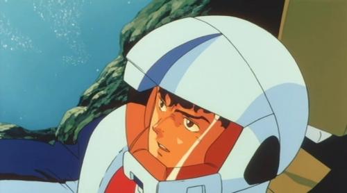 Аниме -             Anime - Mobile Suit Gundam: Char's Counterattack - Мобильный воин             ГАНДАМ: Ответный удар Чара [1988]