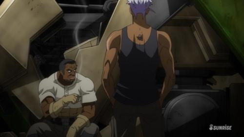 Аниме - Anime - Mobile Suit Gundam: Iron-Blooded Orphans - Kidou Senshi Gundam: Tekketsu no Orphans [2015]