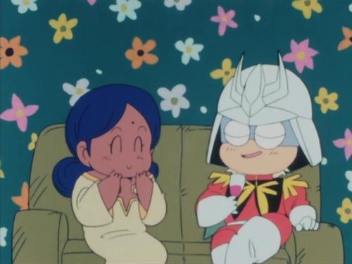 Аниме - Anime - Мобильный воин СД ГАНДАМ 1 - Kidou Senshi SD Gundam [1988]
