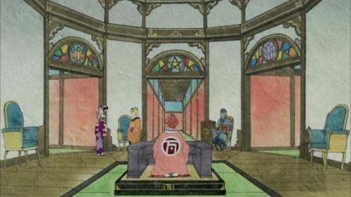 Аниме - Anime - Mononoke TV - Мононокэ ТВ