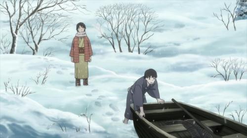 Аниме - Anime - Mushishi Zoku Shou - Мастер Муси: Следующая глава [2014]