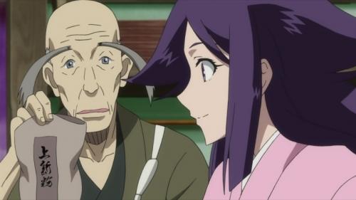 Аниме - Anime - Истребители насекомых - Mushibugyou [2013]