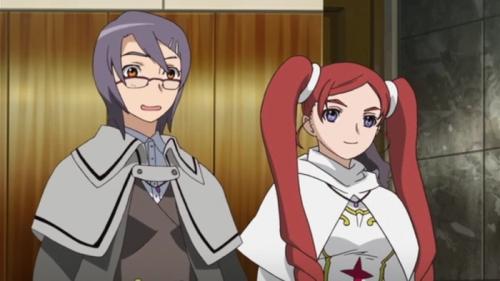 Аниме - Anime - My-Otome 0~S.ifr~ - Май-Отомэ OVA-2 [2008]