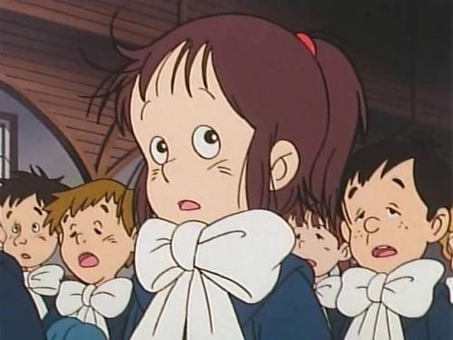 Аниме - Anime - My Daddy Long Legs - Длинноногий папочка [ТВ] [1990]