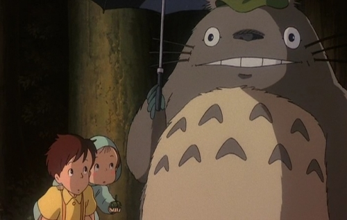 Аниме - Anime - My Neighbor Totoro - Мой сосед Тоторо [1988]