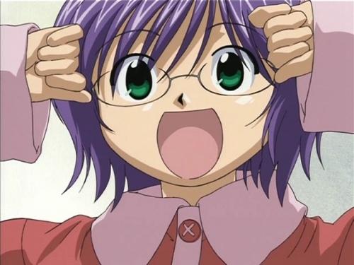 Аниме - Anime - Nanaka 6/17 - Нанака 6/17 [2003]