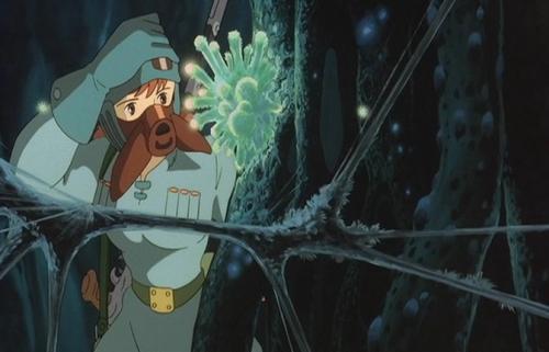 Аниме -             Anime - Nausicaa of the Valley of Wind - Навсикая из Долины Ветров             [1984]