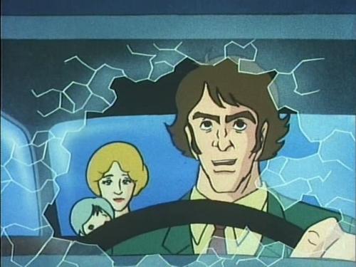 Аниме - Anime - Newly Made Human Cashan - Новый человек Кассян [ТВ] [1973]