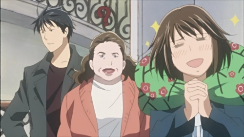 Аниме - Anime - Nodame Cantabile: Paris Chapter - Нодамэ Кантабиле (второй сезон) [2008]