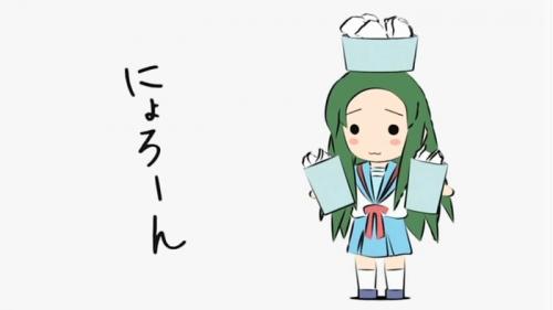 Аниме - Anime - Nyoron Churuya-san - Nyoroon Churuya-san [2009]