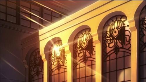 Аниме - Anime - Okamisan and Seven Companions - Ookami-san to Shichinin no Nakama-tachi [2010]