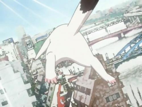 Аниме - Anime - Okojo-san's Happy Apartment - Счастливая обитель для горностая [2001]