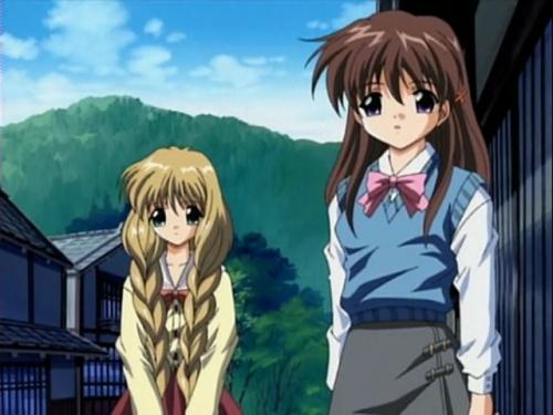 Аниме - Anime - Один ~Блистательный сезон~ - One: Kagayaku Kisetsu e [2001]