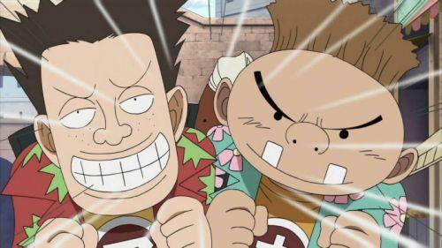 Аниме - Anime - One Piece TV - Ван-Пис [ТВ]