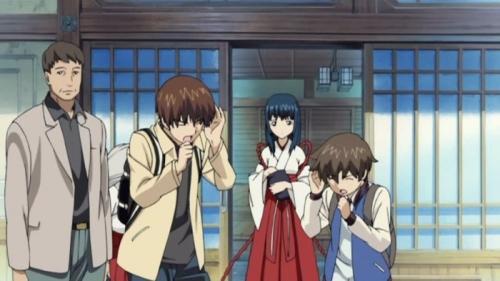 Аниме - Anime - Our Home's Fox Deity. - Инари в нашем доме [2008]