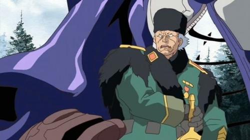 Аниме - Anime - Overman King-Gainer - Overman King Gainer [2002]