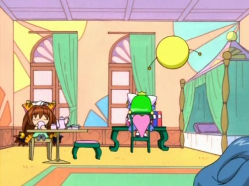 Аниме - Anime - Ди-Ги Карат Панё Панё - DiGi Charat Panyo Panyo [2002]