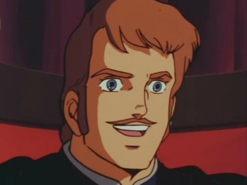 Аниме - Anime - Panzer World Galient - Галиент [ТВ] [1984]