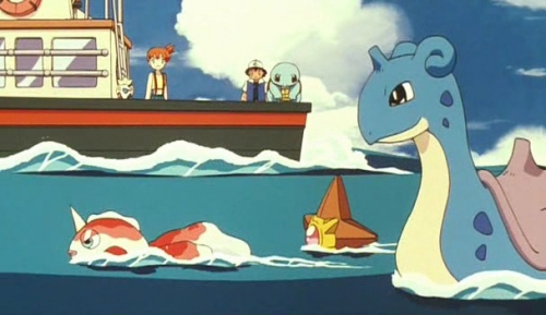 Аниме - Anime - Pokemon The Movie 2000: The Power of One - Покемон (фильм 02) [1999]