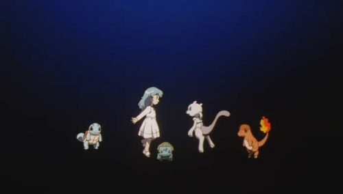 Аниме - Anime - Pokemon: The First Movie - Mewtwo Strikes Back - Покемон (фильм 01) [1998]