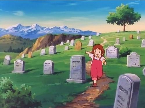 Аниме - Anime - Polyanna Story - Поллианна [1986]