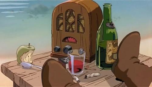 Аниме -             Anime - Porco Rosso - Порко Россо [1992]