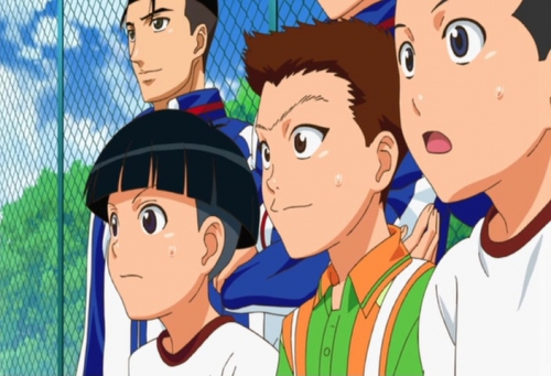 Аниме - Anime - Prince of Tennis Another Story - Messages from Past and Future - Принц тенниса OVA-4 [2009]