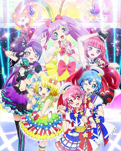 prism paradise припара pripara anime аниме