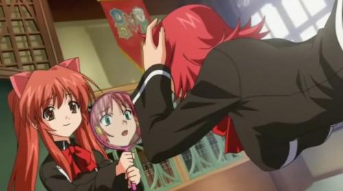 Аниме - Anime - Quiz Magic Academy - Загадки Магической Академии
