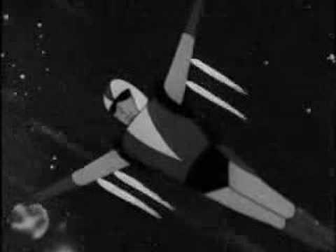 Аниме - Anime - Радужный эскадрон Робина - Rainbow Sentai Robin [1966]