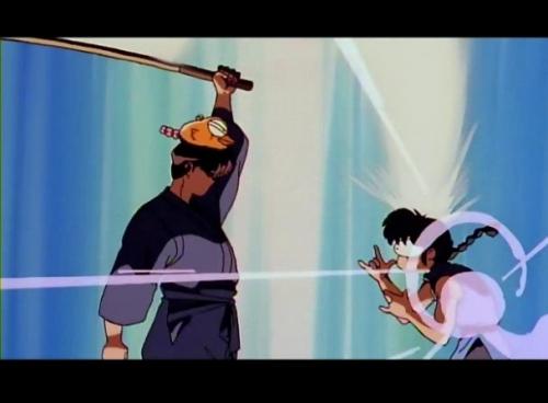 Аниме - Anime - Ranma ½: One Flew Over the Kuno's Nest - Ранма 1/2 (фильм третий) [1994]