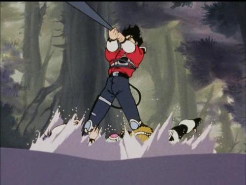 Аниме - Anime - Красный фотон Зиллион [ТВ] - Akai Kodan Zillion [1987]