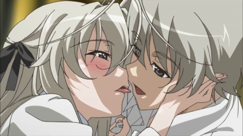 Аниме - Anime - Yosuga no Sora: In Solitude, Where We Are Least Alone. - Yosuga no Sora [2010]