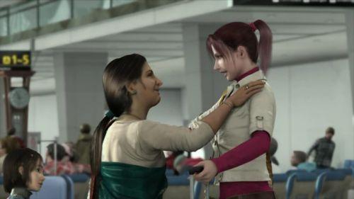 Аниме - Anime - Resident Evil: Degeneration - Обитель зла: Вырождение
