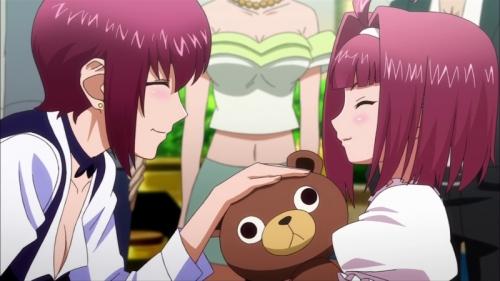Аниме - Anime - Рио: Врата Радуги! - Rio: Rainbow Gate! [2011]