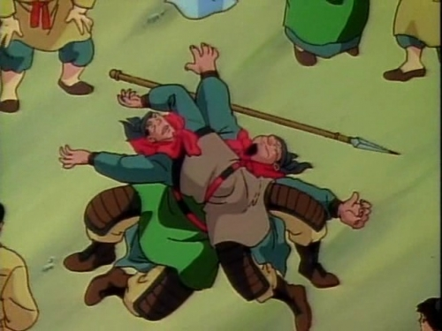 Аниме - Anime - Romance of the Three Kingdoms - История трех царств [ТВ] [1991]