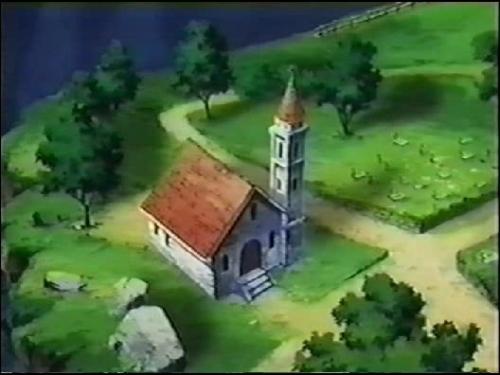 Аниме - Anime - Голубые небеса Ромео - Romeo no Aoi Sora [1995]