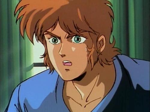 Аниме - Anime - Ronin Warriors Message - Чудотворные рыцари OVA-3 [1991]