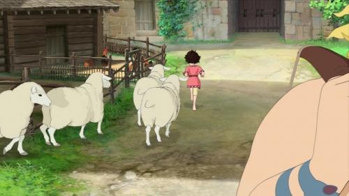Аниме - Anime - Sanzoku no Musume Ronja - Рони, дочь разбойника [2014]