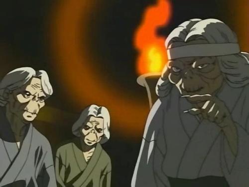 Аниме - Anime - Rumic Theater: Mermaid Forest - Лес русалок [ТВ] [2003]