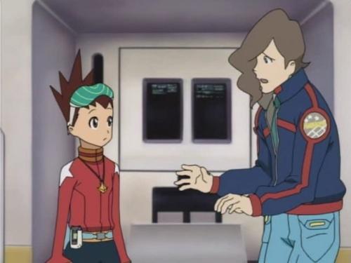 Аниме - Anime - Воин Мегамен: Племя - Ryuusei no Rockman Tribe [2007]