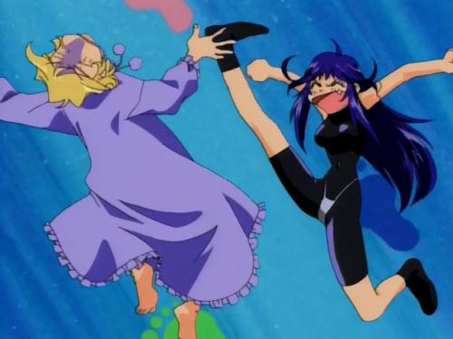 Аниме - Anime - Saber Marionette J Again - Снова воины-марионетки Джей [1997]