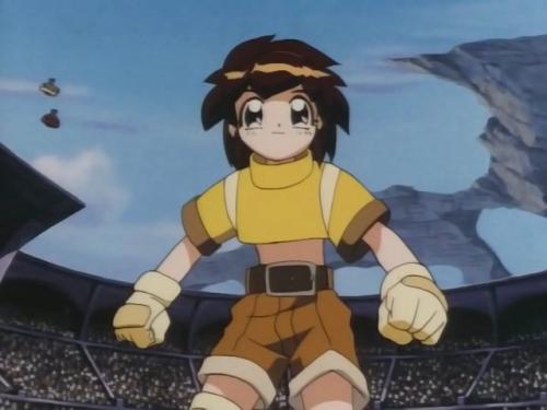 Аниме - Anime - Saber Marionette R - Воины-марионетки Эр [1995]