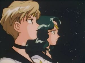 Sailor Moon SuperS Movie: Black Dream Hole screen shot