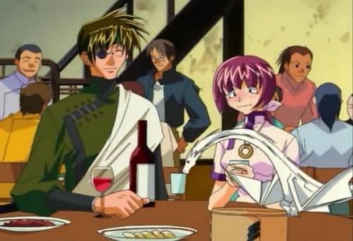 Аниме - Anime - Саюки OVA - Gensou Maden Saiyuki OVA [1999]