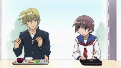 Аниме - Anime - Saki - Саки [2009]