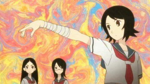 Аниме - Anime - Zoku Sayonara Zetsubou Sensei - Прощай, унылый учитель. Экстремально!! [2008]
