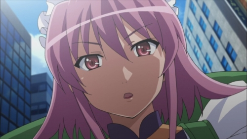 Аниме - Anime - Shakugan no Shana S - Жгучий взор Сяны OVA-2 [2009]