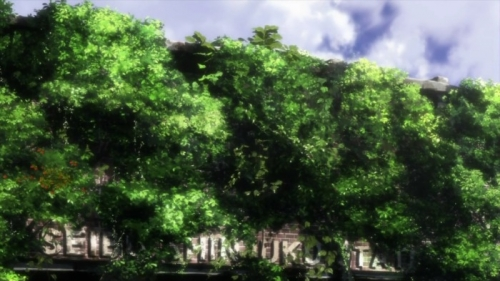 Аниме - Anime - Shangri-La - Шангри-Ла [2009]